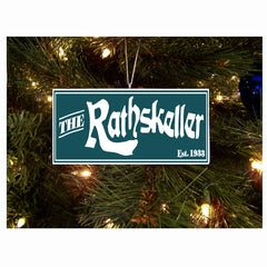 Rathskeller Rectangle Ornament