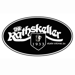Rathskeller Oval Large Bar Sign