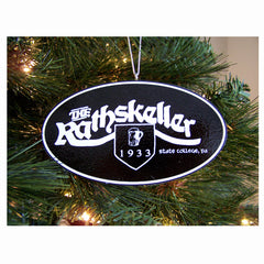 Rathskeller Oval Ornament