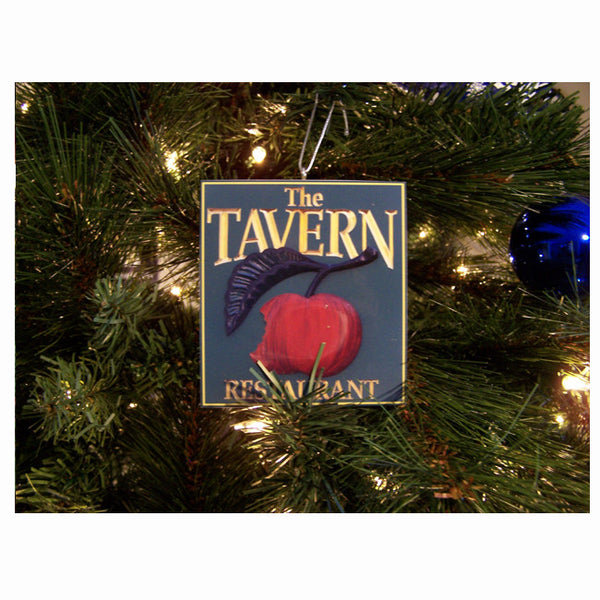 The Tavern Ornament