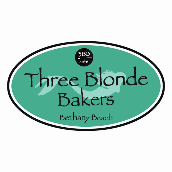 Three Blonde Bakers