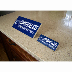 UNRIVALED - Magnet and Sign