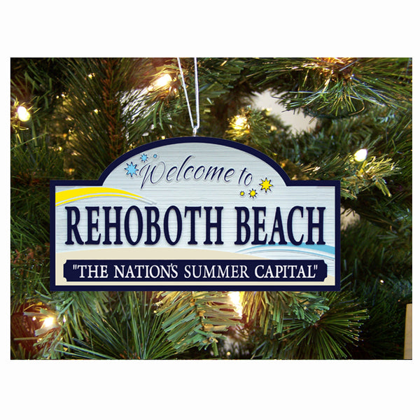 Welcome to Rehoboth Ornament