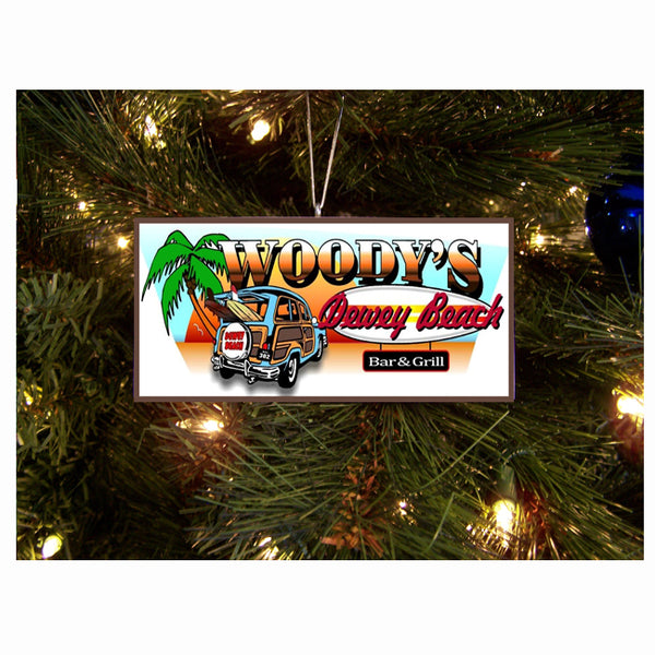 Woody's Ornament