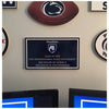 Marketing B.S. 2020 plaque and magnet