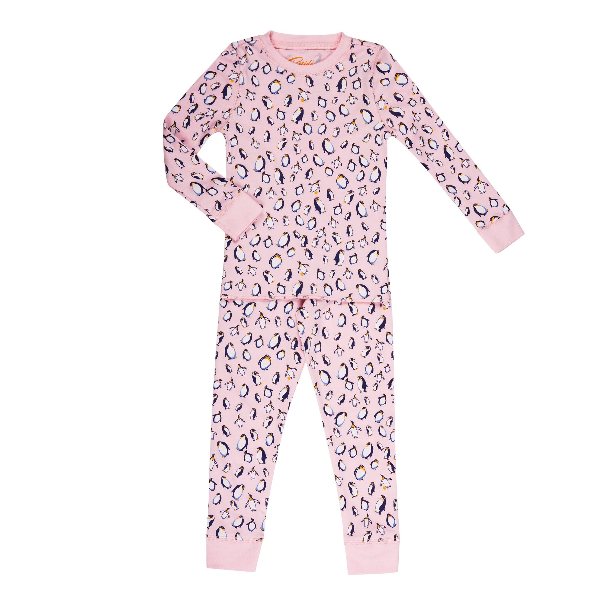Girls Long Sleeve Pajamas - Best Long Sleeve Girls PJs  113dcf406