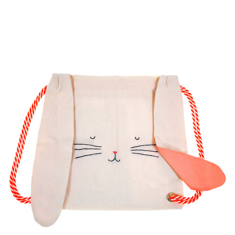 Bunny Backpack Meri Meri easter bag