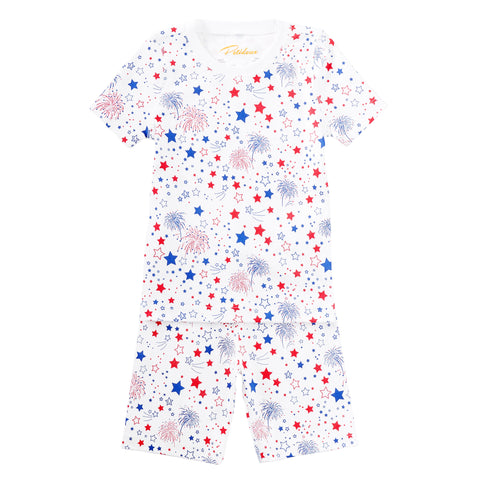 Celebration Boy's Summer Pajamas