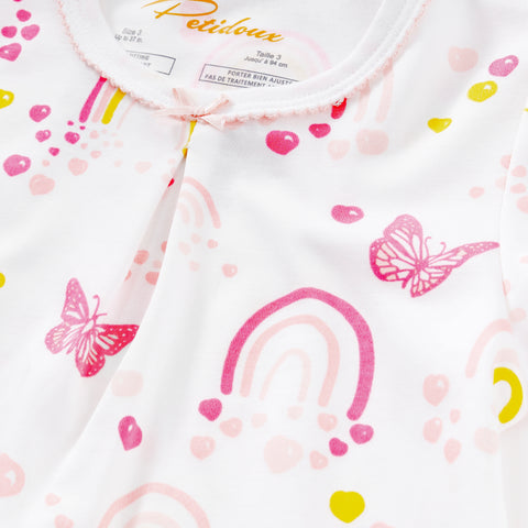 Over the Rainbow Summer Pajamas