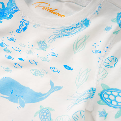 Under the Sea Summer Pajamas