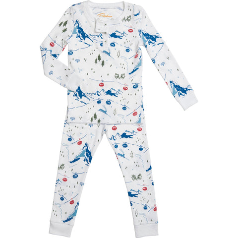 Swiss Village Pajamas