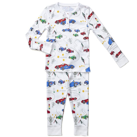 Airplane Pajamas Cloud Pajamas Sleepwear For Kids