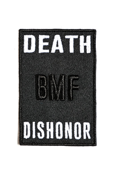 Death Over Dishonor Patch