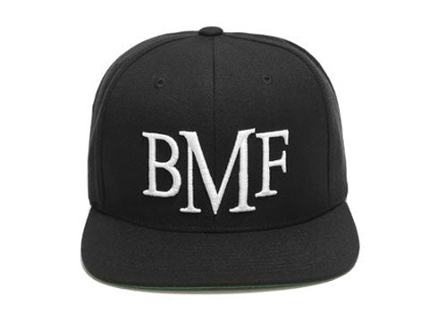 BMF GOLD BUCKLE STRAPBACK