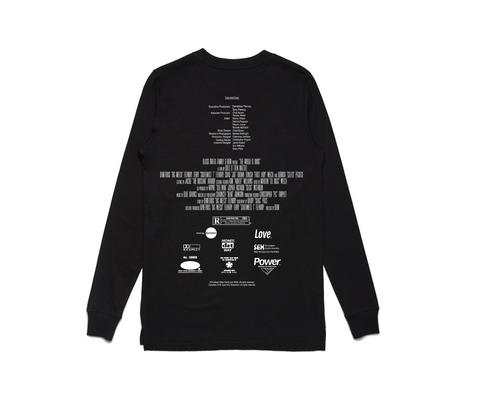 BMF X DIEM - MOVIE LONG SLEEVE