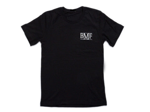 BMF DEATH BEFORE DISHONOR TEE