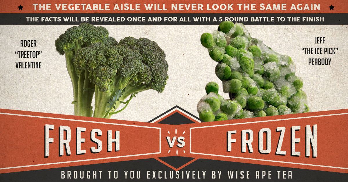 Fresh vs Frozen Vegetables: Which Are Better?