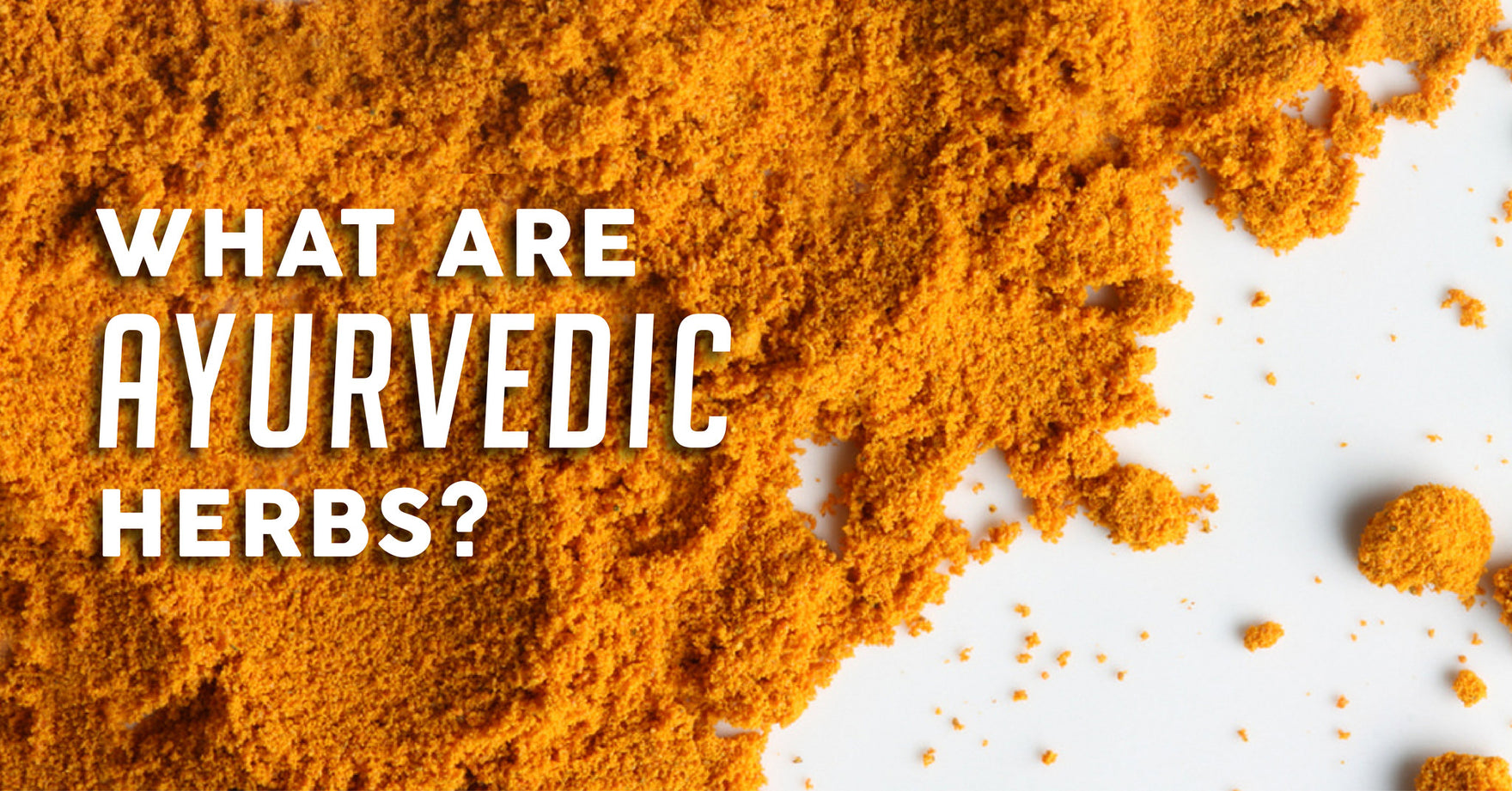 What are Ayurvedic Herbs?