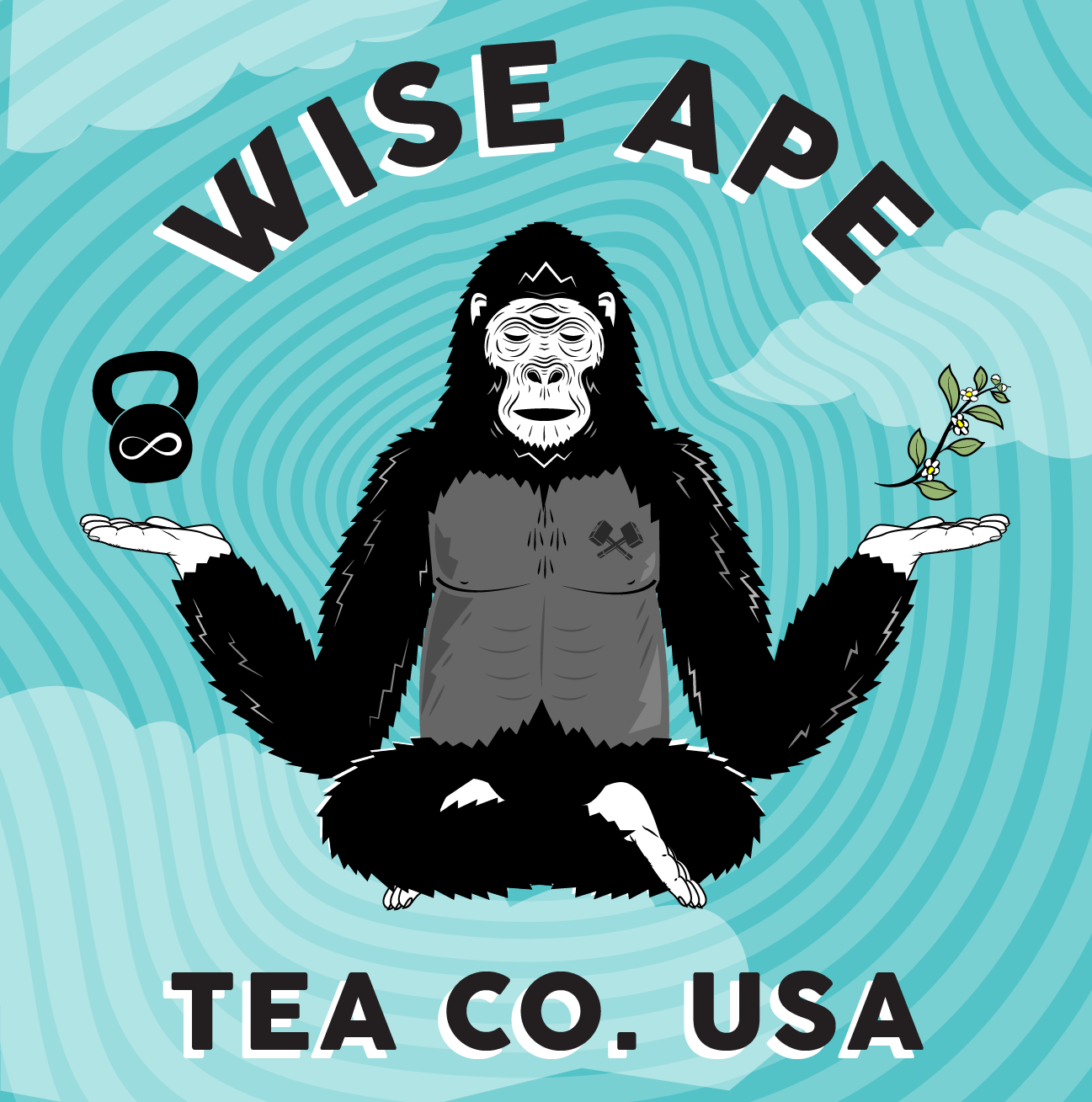 Welcome to Wise Ape Tea!