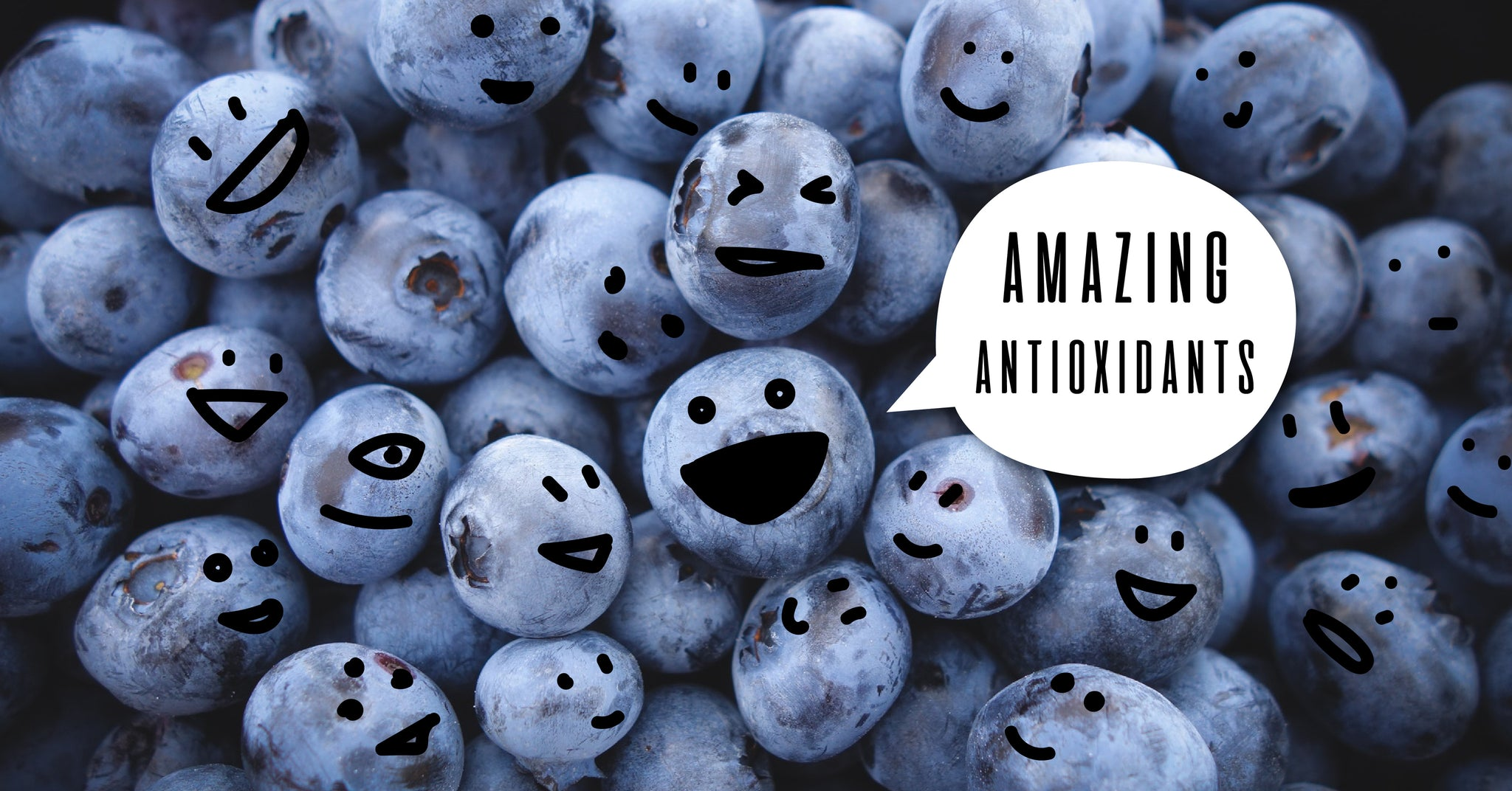 Amazing Antioxidants