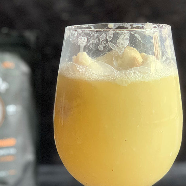 Orange Dreamsicle Adaptogenic Rootbeer Float Recipe