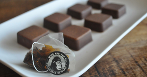 Black Tea Infused Sugar Free Chocolate
