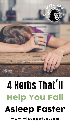 4 Herbs That'll Help You Sleep Better And Doze Off Faster