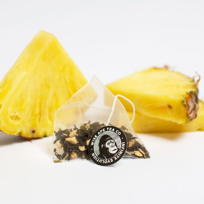 Pineapple Shaman: Gut Healthy Tea