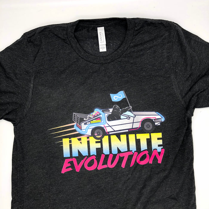 The Delorean Tshirt