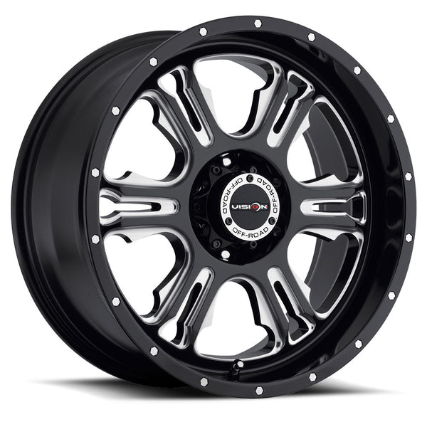 "MAGS VISION RAGE 20"" (MACHINEE)"