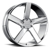 "MAGS MILANNI SWITCHBACK 22"" (Chrome)"