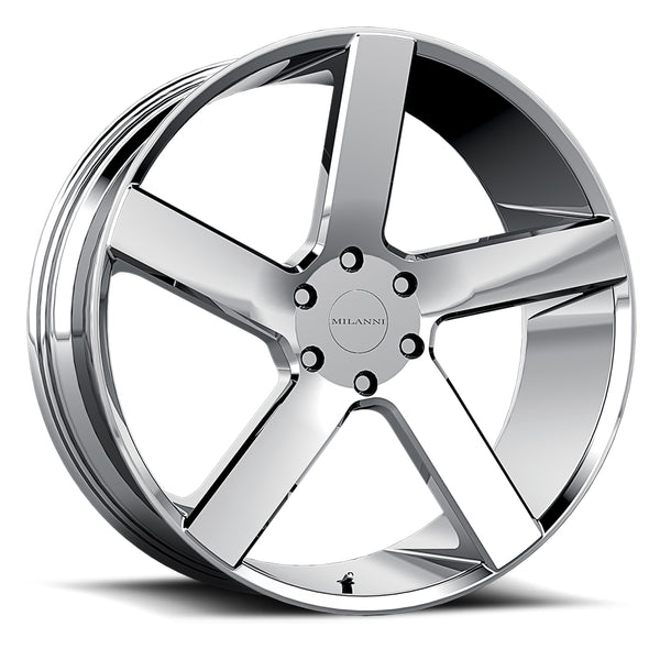"MAGS MILANNI SWITCHBACK 20"" (Chrome)"