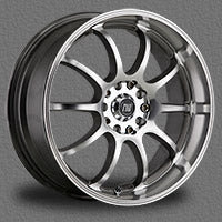 "MAGS FRD GT22 17"" (MACHINEE)"
