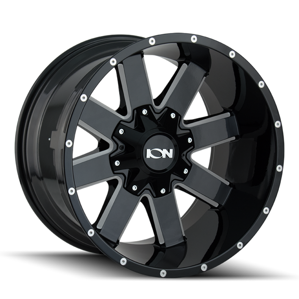 "MAGS ION 141 20"" (NOIR)"