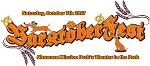 Barktoberfest 2017 - Landlocked, Wayside Waifs Fundraiser, 99.7 The Point, Puppies, Live Music and More!