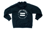 Equality ZIP Hoodie - (Large Back Design)