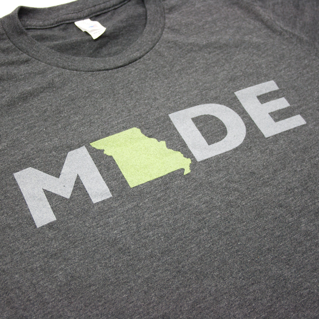 Missouri MADE T-Shirt - Green