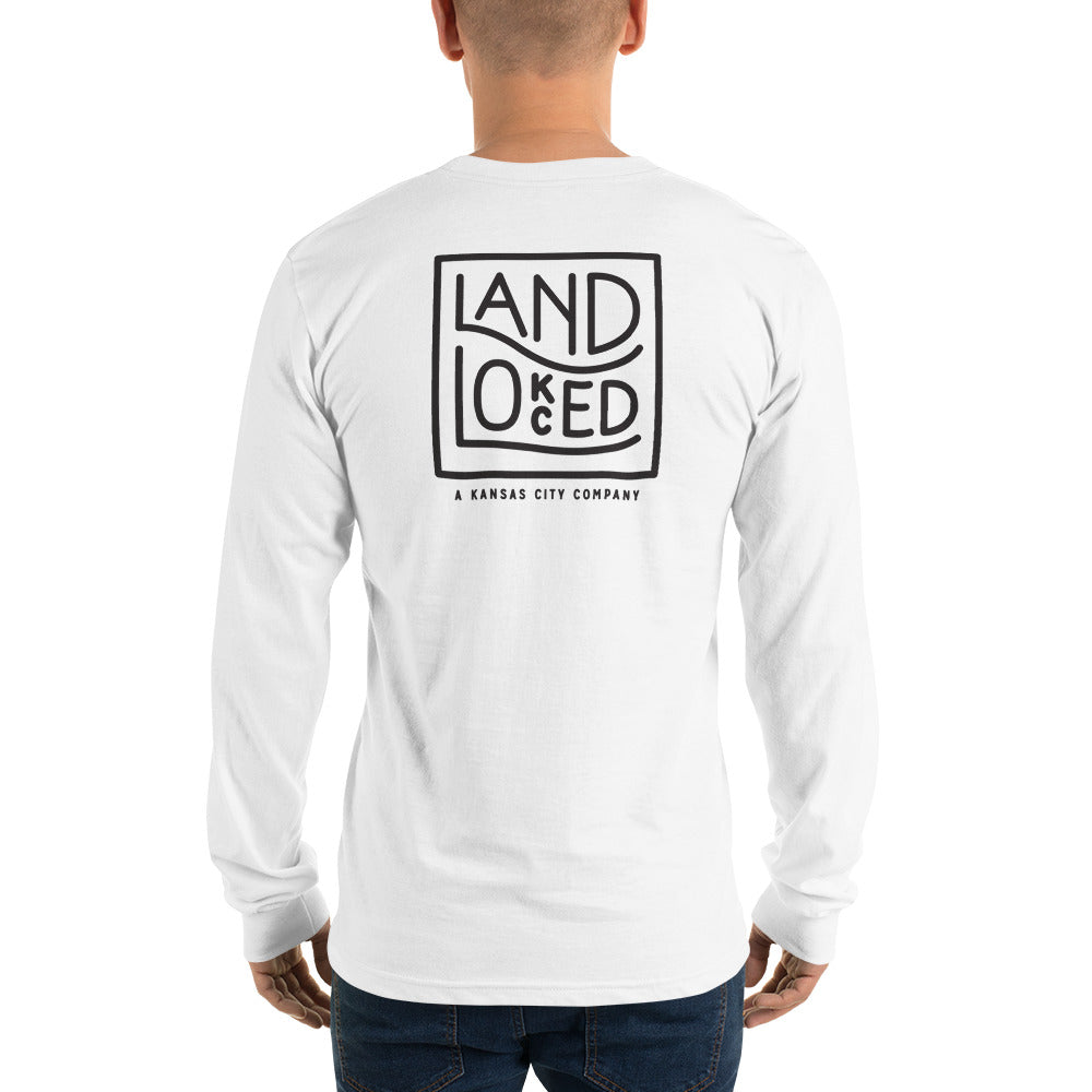 Kansas City Built Long Sleeve T-Shirt