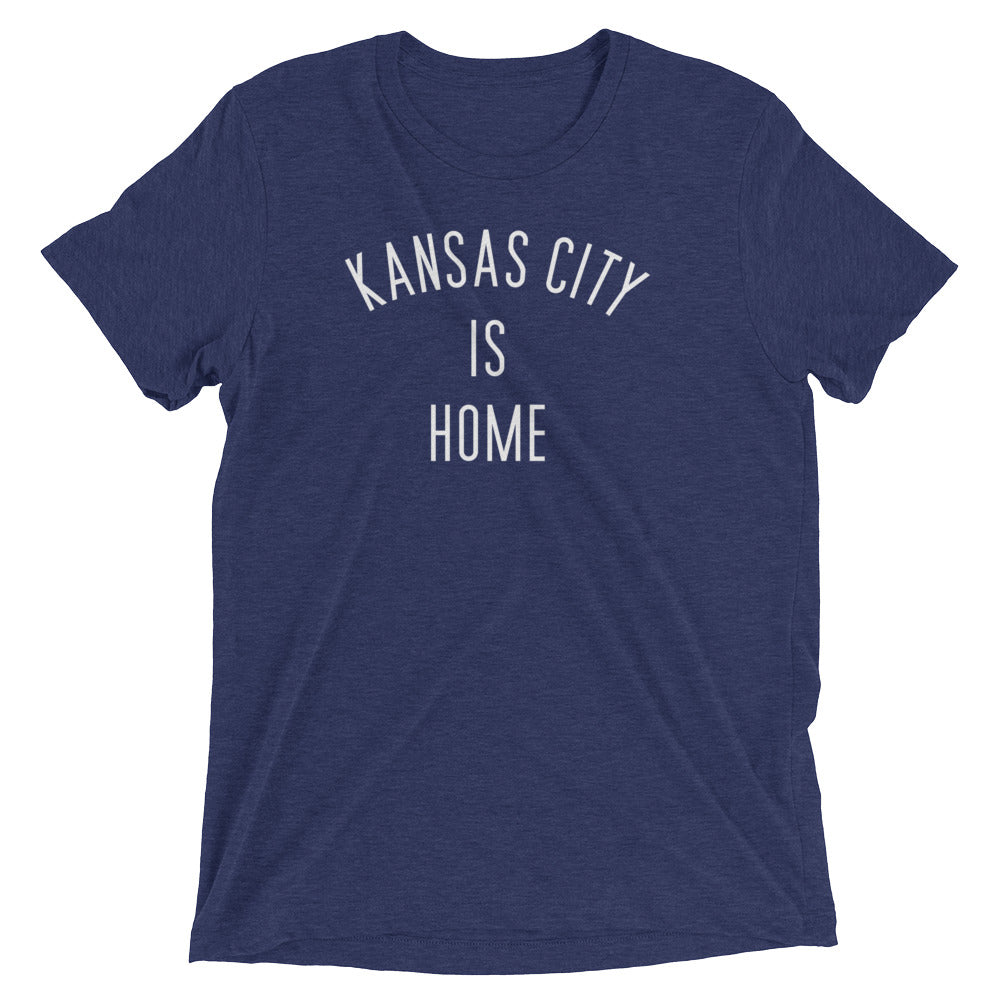 Kansas City is Home Short Sleeve T-Shirt