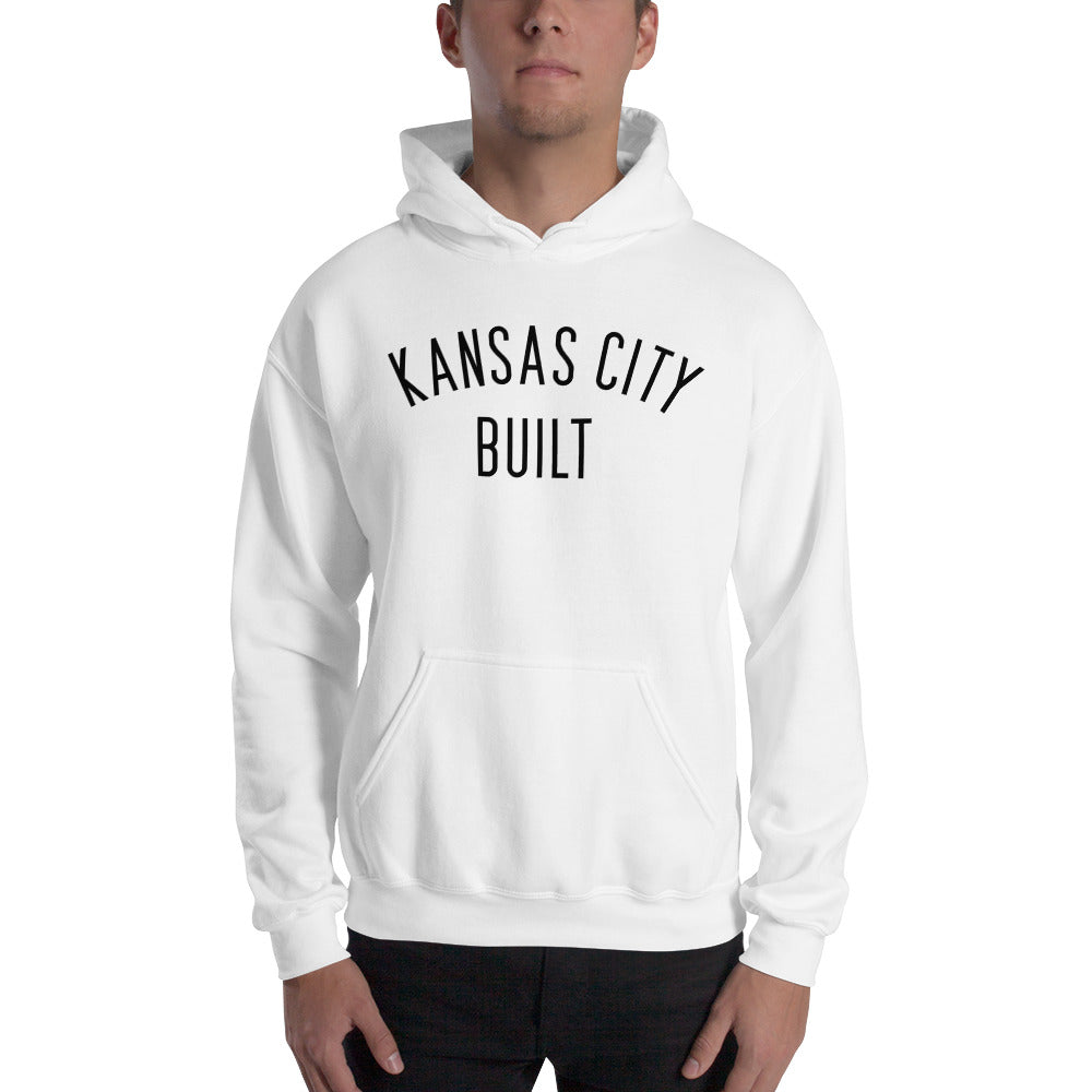 Kansas City Built Hooded Sweatshirt w/Pocket