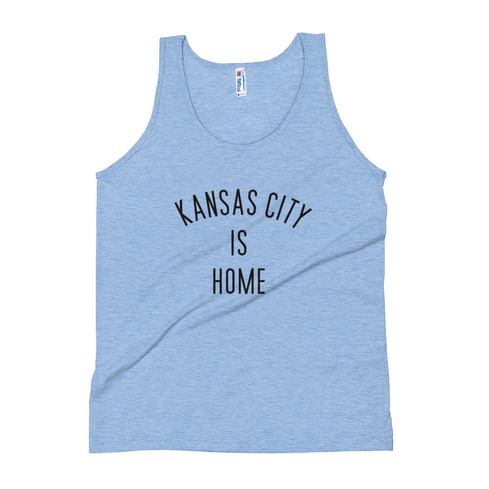 Kansas City is Home Tank Top