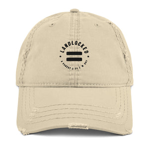 Distressed Equality Dad Hat