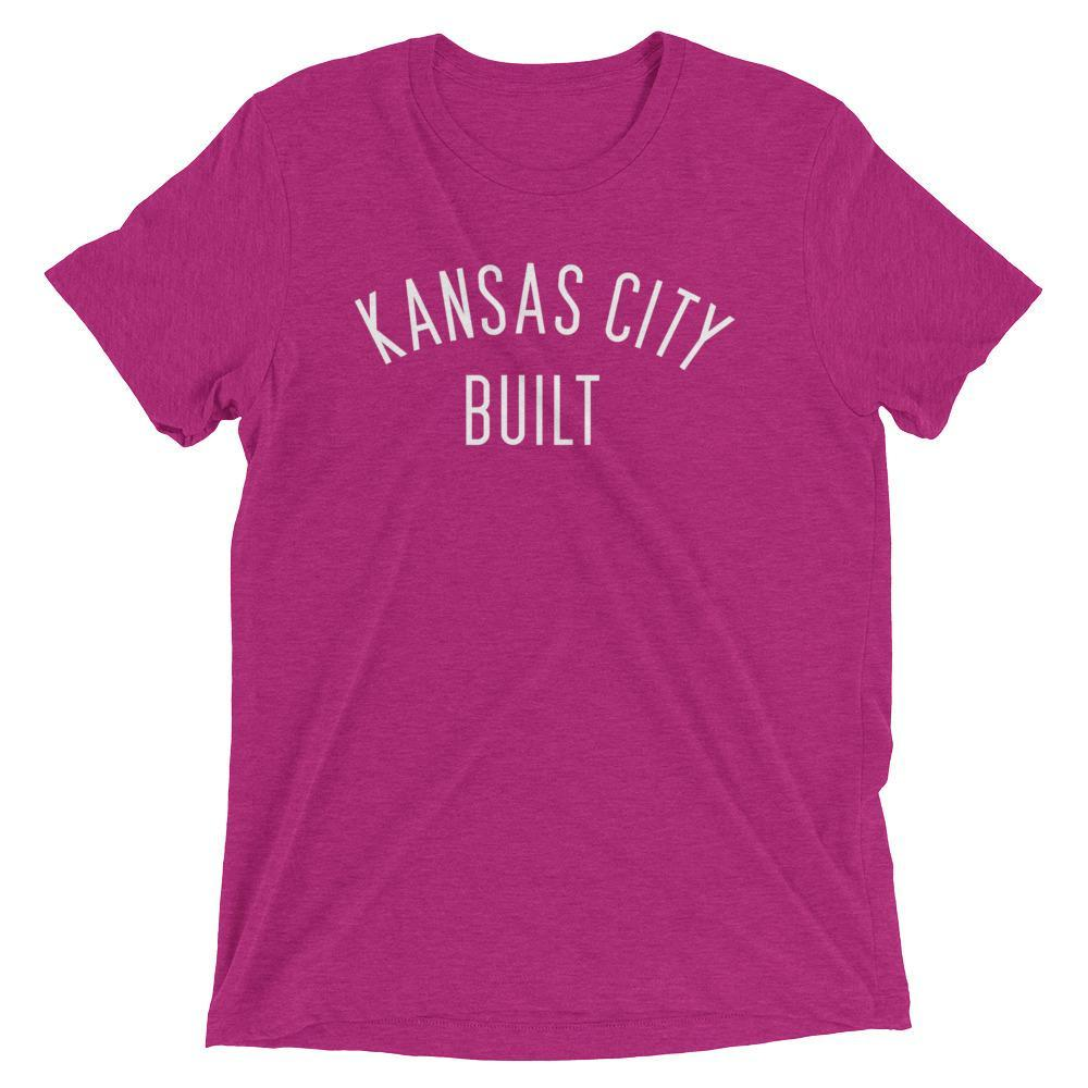 Kansas City Built Short sleeve t-shirt