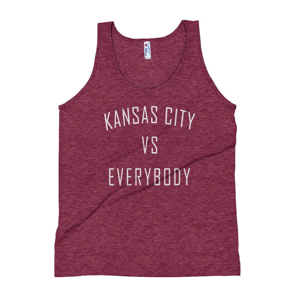 KC VS Everyone Unisex Tank Top