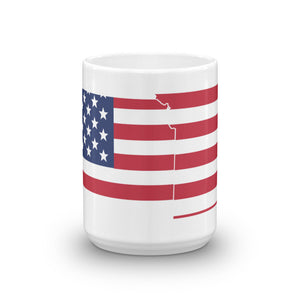 MO/KS Flag Coffee Mug