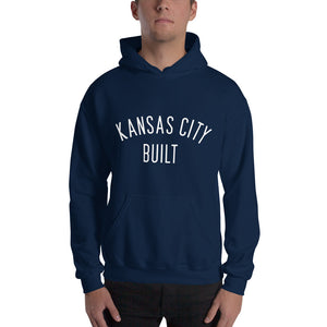 Kansas City Built Hooded Sweatshirt