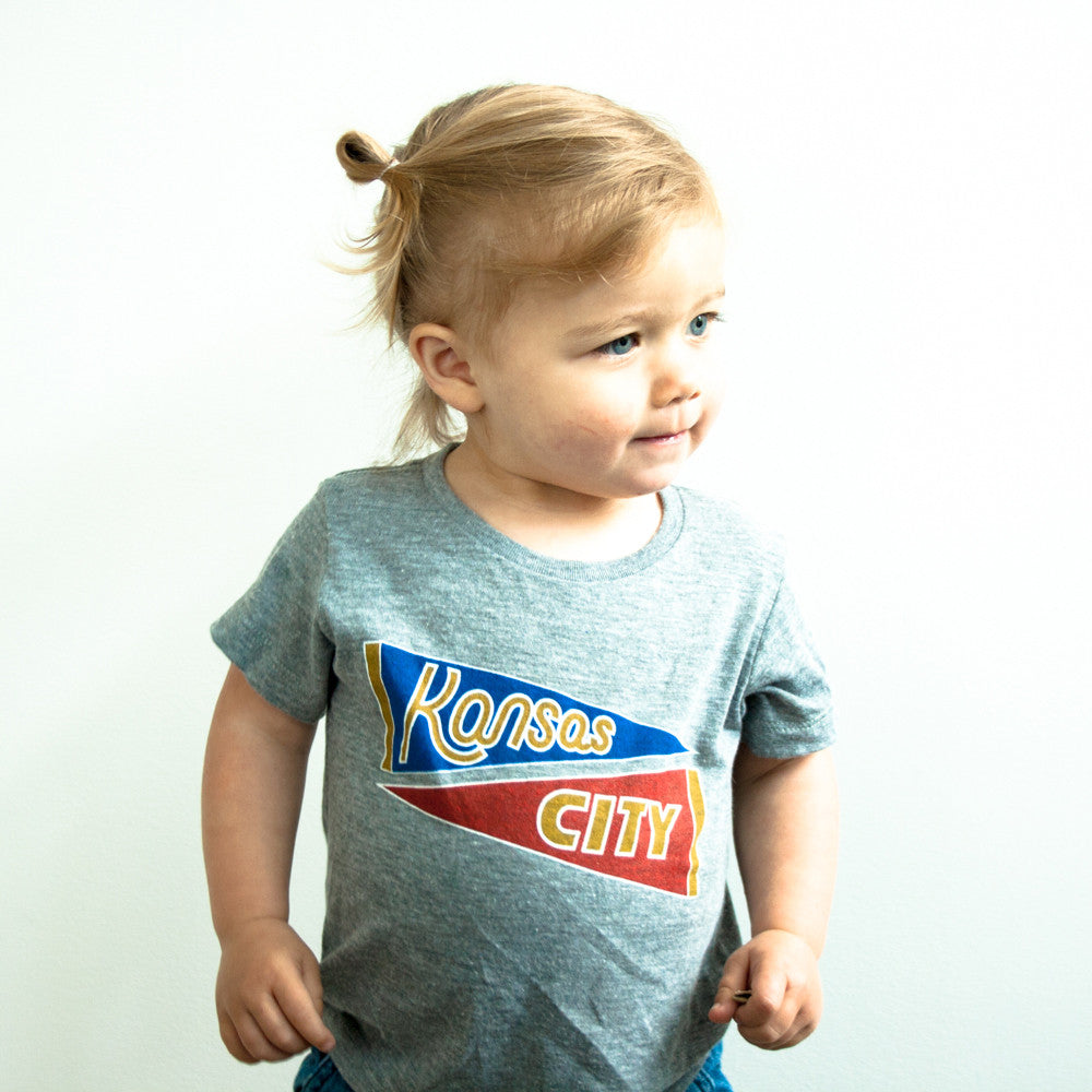 Hybrid Pennant T-Shirt - Infant/Toddler
