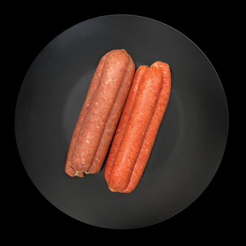 Flavoured Sausages $16.00kg
