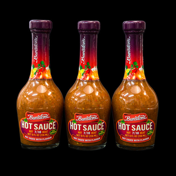 Bunsters Hot Sauce