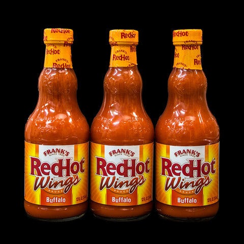 Franks Red Hot Sauce